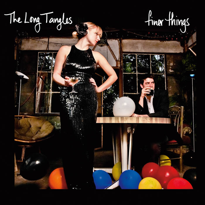 Finer Things cover art