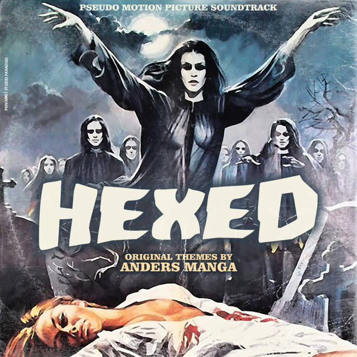 Hexed [Pseudo Motion Picture Soundtrack] cover art