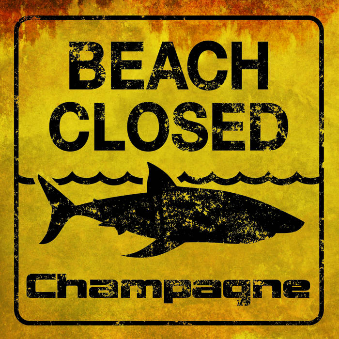 Beach Closed cover art