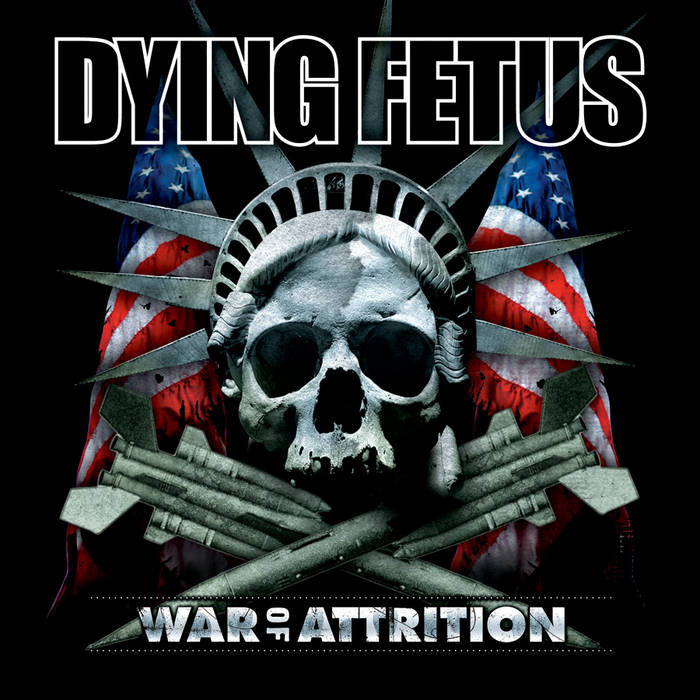 War of Attrition cover art
