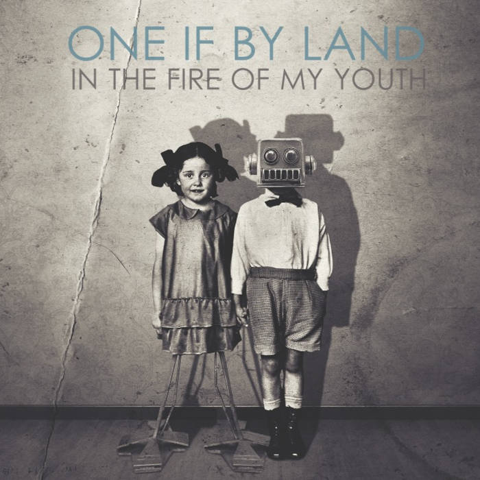 In The Fire Of My Youth cover art