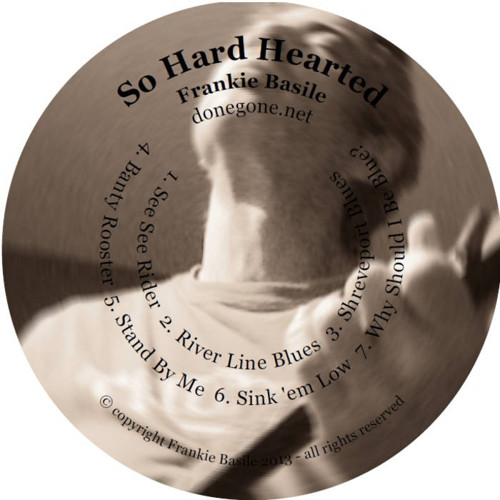 So Hard Hearted - March 2013 cover art