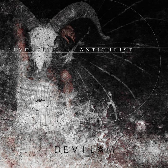 Revenge of the Antichrist cover art