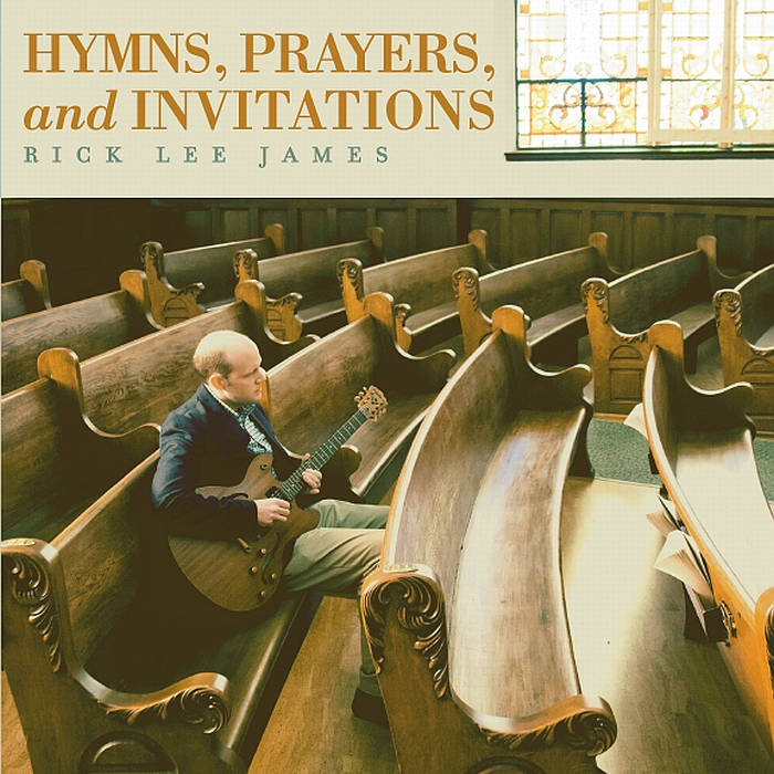 Hymns, Prayers, and Invitations cover art