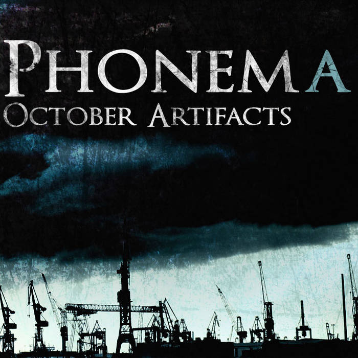 October Artifacts cover art