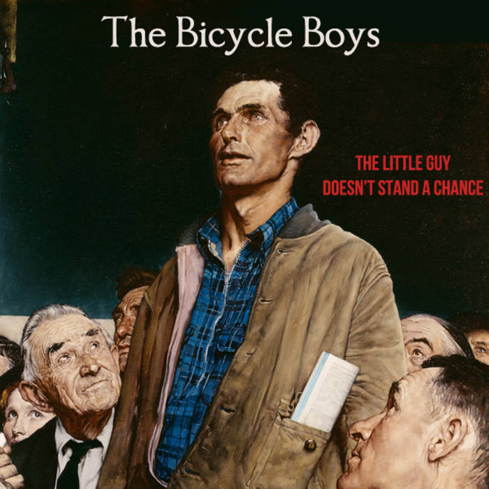 The Little Guy Doesn't Stand a Chance cover art