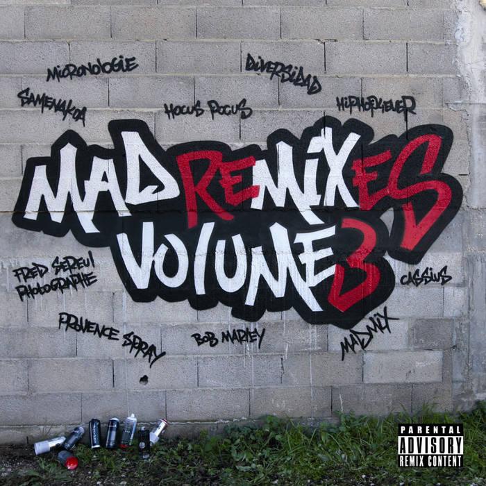 MADreMIXes vol.3 FREE DOWNLOAD cover art
