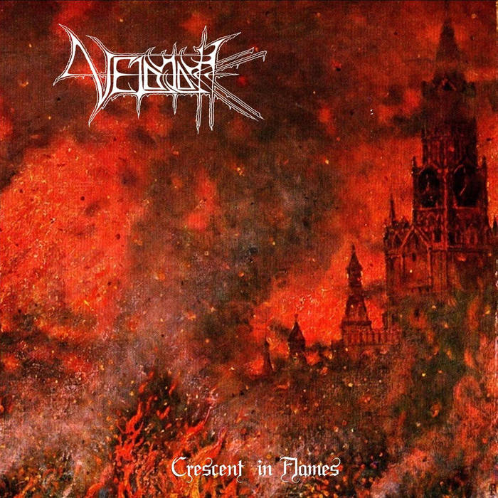 Crescent in Flames cover art