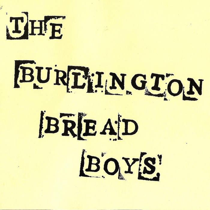The Burlington Bread Boys cover art