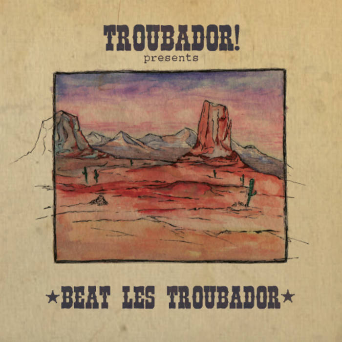 """Beat Les Troubador"" cover art"