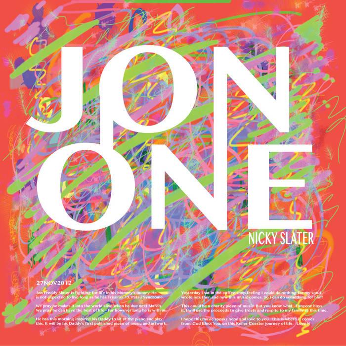Jon One cover art