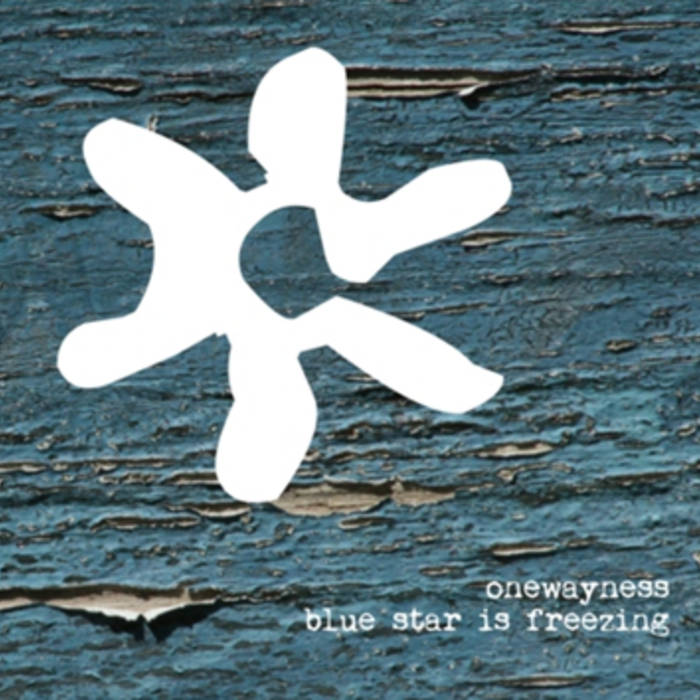 Blue Star Is Freezing cover art
