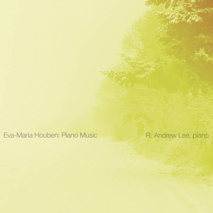 Eva-Maria Houben: Piano Music cover art