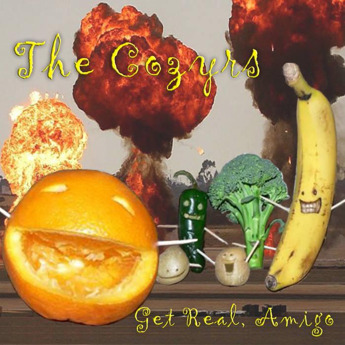 Get Real, Amigo cover art
