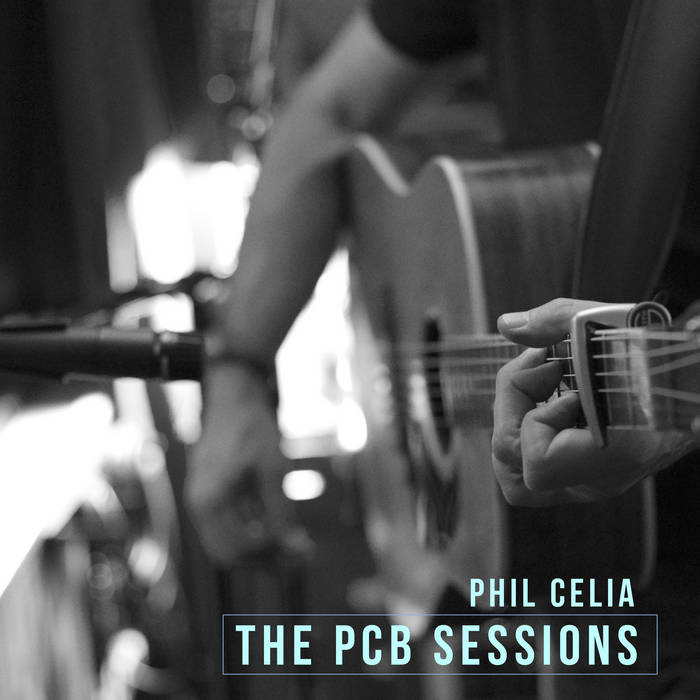 The PCB Sessions cover art