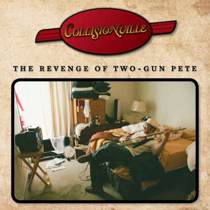 The Revenge of Two-Gun Pete cover art