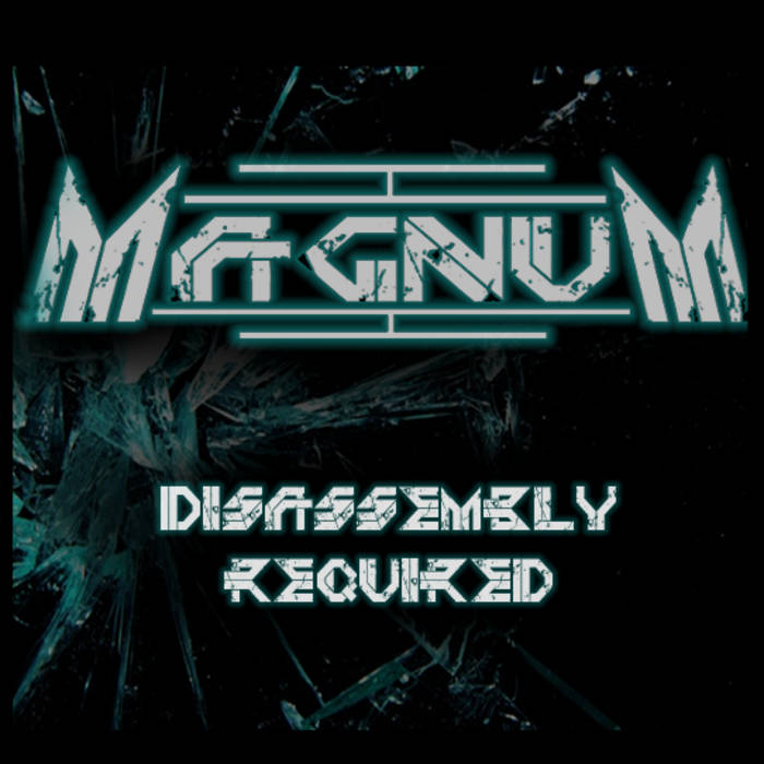 Disassembly Required EP cover art