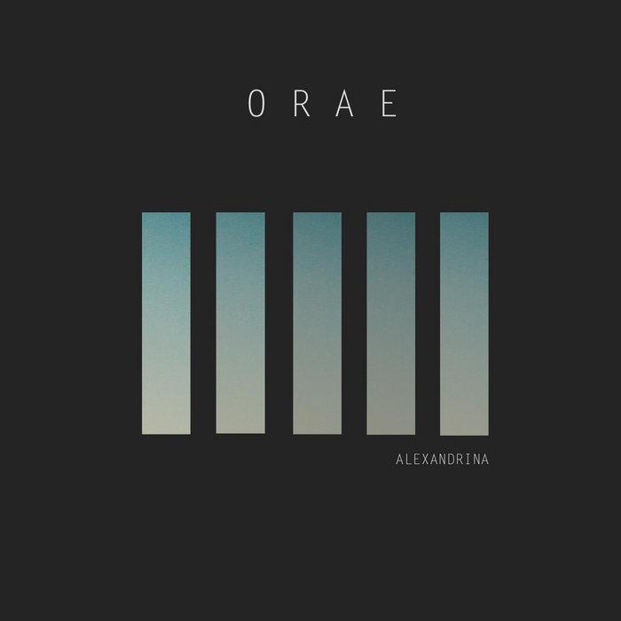 Alexandrina EP cover art
