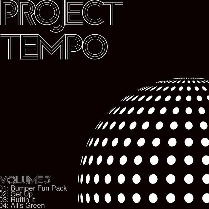 Project Tempo Vol3 cover art