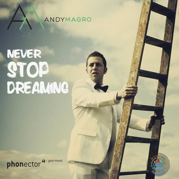 Never Stop Dreaming cover art