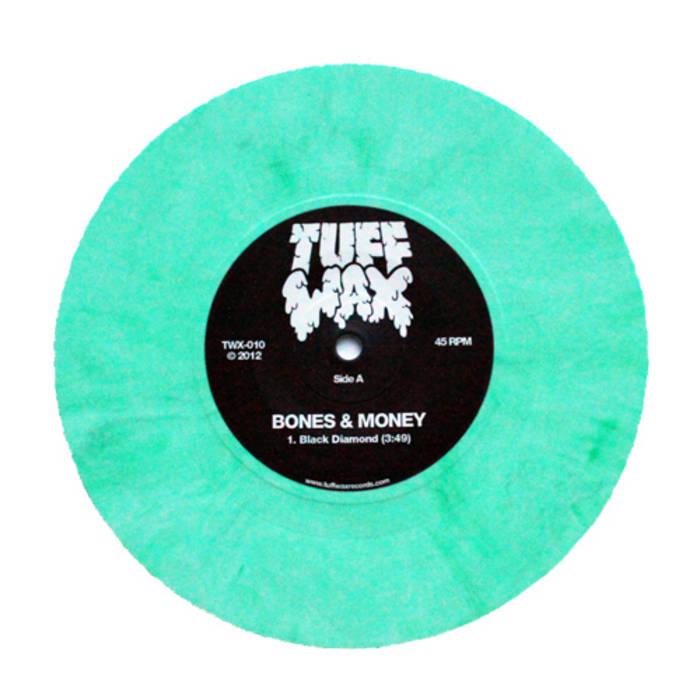 "TWX-010: Aberdeen Truth Vol. 4 - Bones & Money 7"" cover art"
