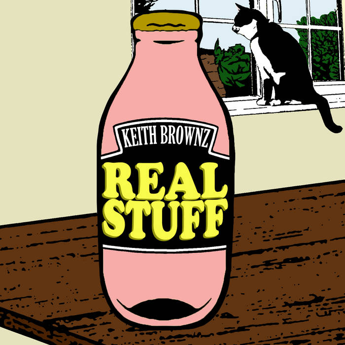 REAL STUFF cover art