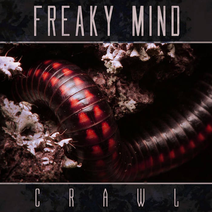 Crawl EP cover art