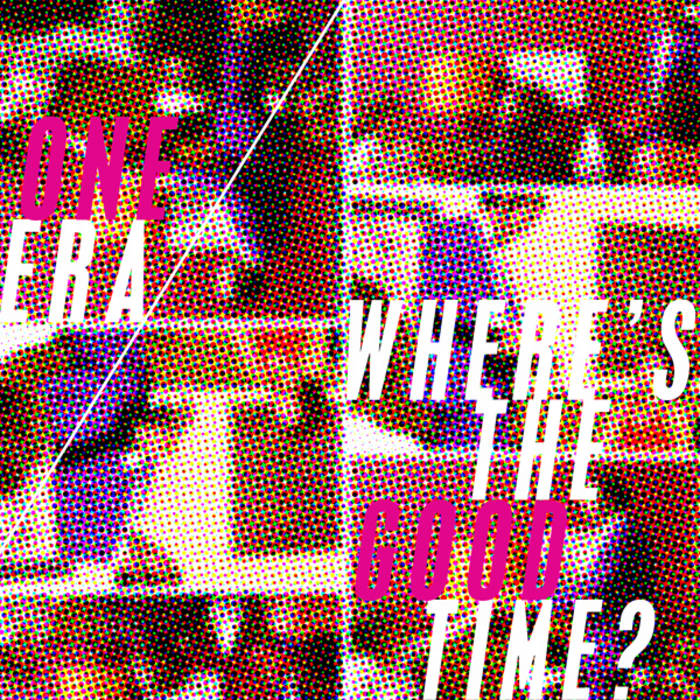 Where's The Good Time? cover art