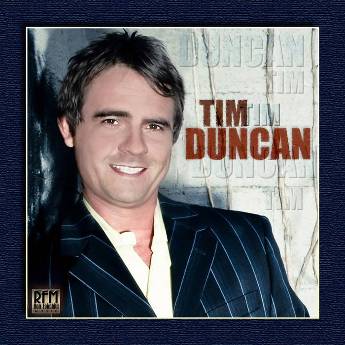 Tim Duncan cover art