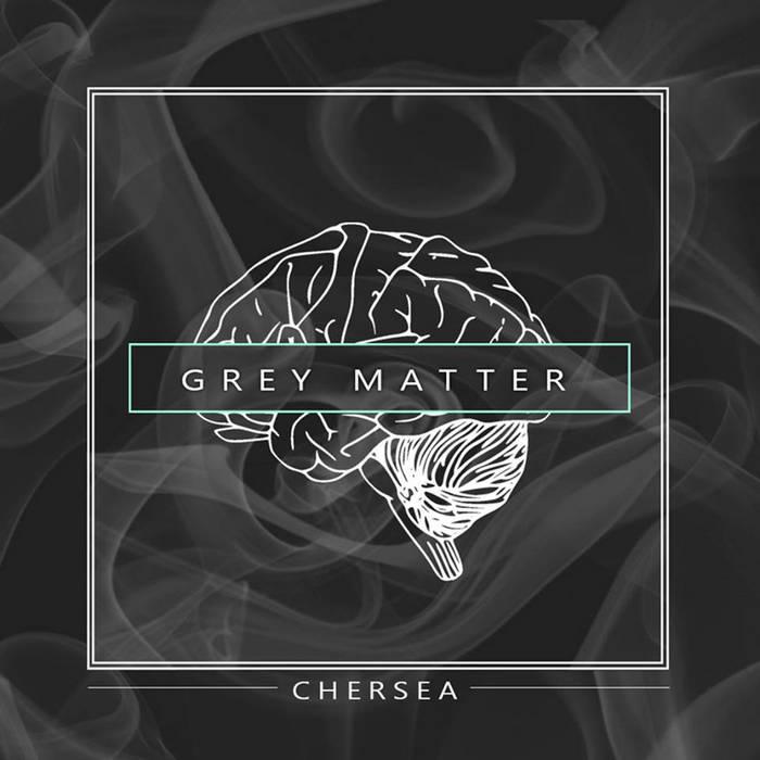 GREY MATTER - EP cover art