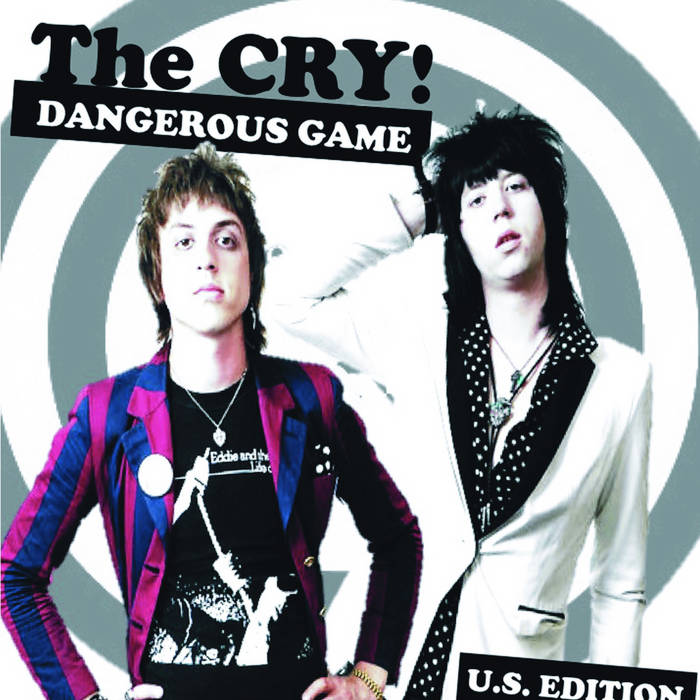 Dangerous Game: US Edition cover art