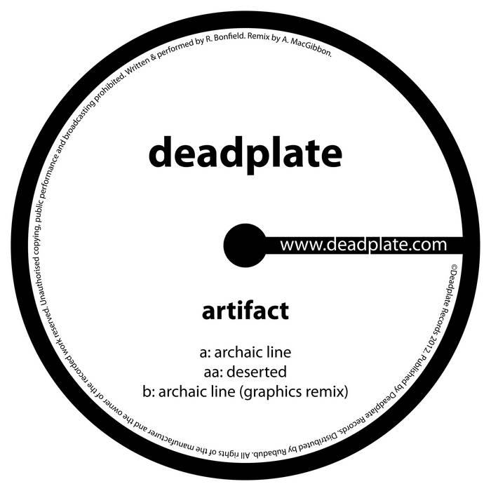 Artifact - Archaic Line [DPL002] cover art