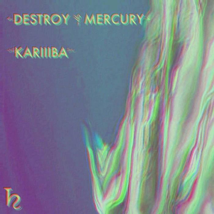 ༺DESTROY༆MERCURY༻ cover art