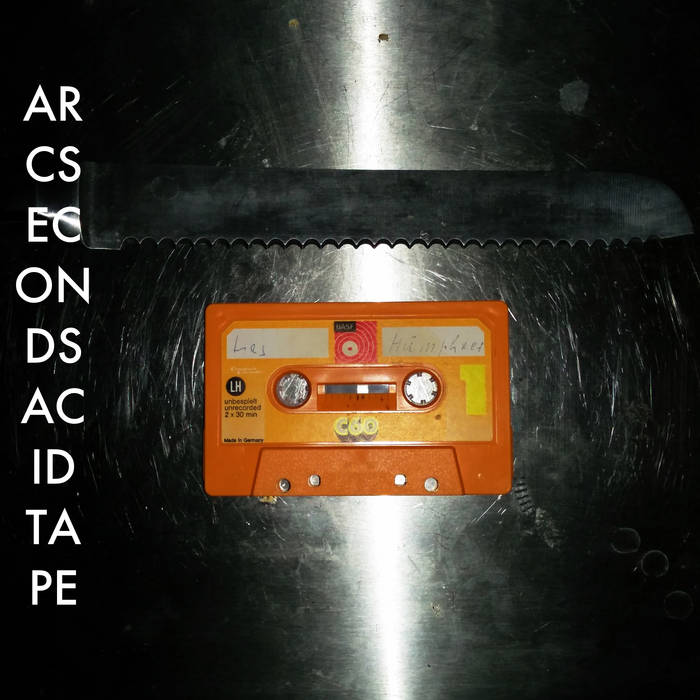 Acid Tape cover art