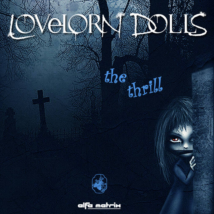 The thrill EP cover art