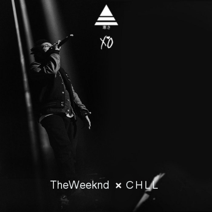 Rolling Stone by The Weeknd (chll remix) cover art