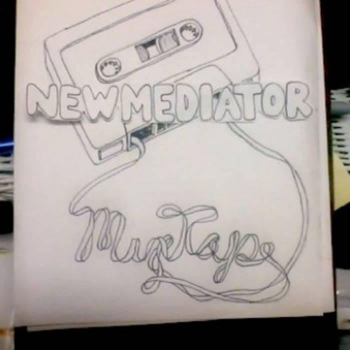 NewMediator.org MixTape cover art
