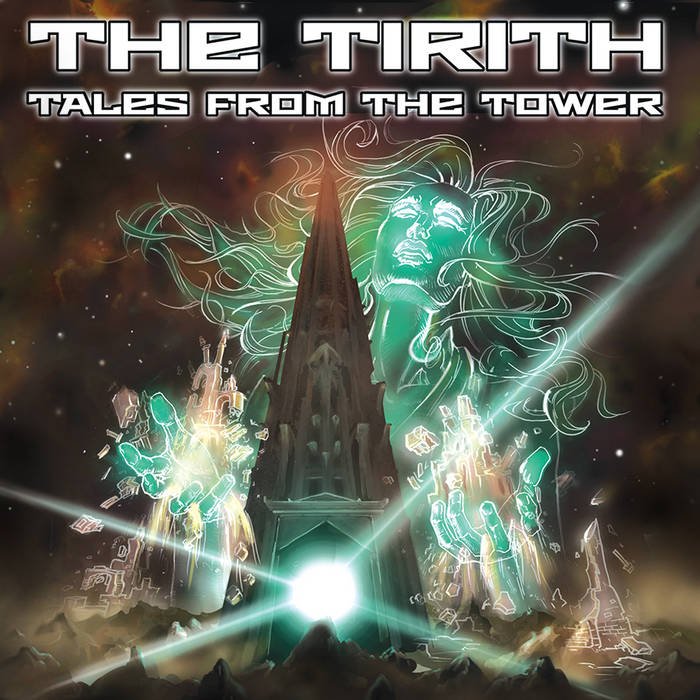 TALES FROM THE TOWER cover art