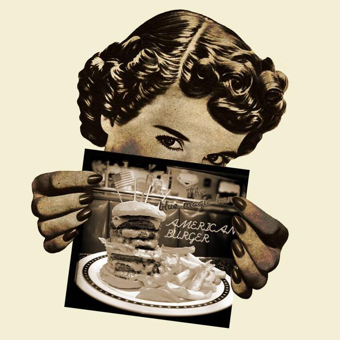 American Burger cover art