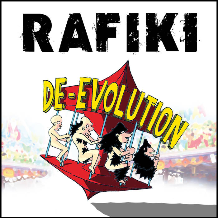 De-Evolution cover art