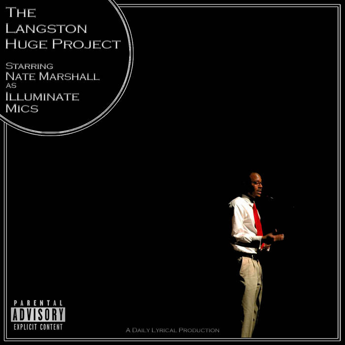 The Langston Huge Project cover art