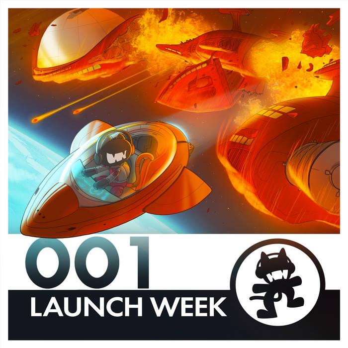 Monstercat 001 - Launch Week cover art