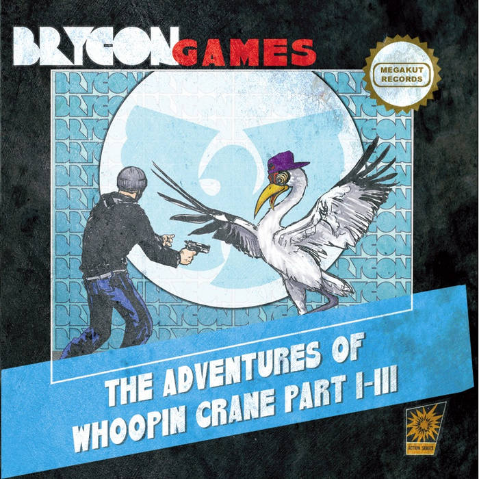 The Adventures Of Whoopin Crane Parts 1-3 cover art