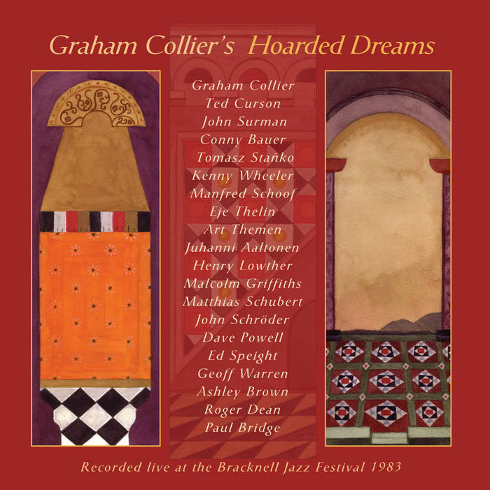 Hoarded Dreams cover art