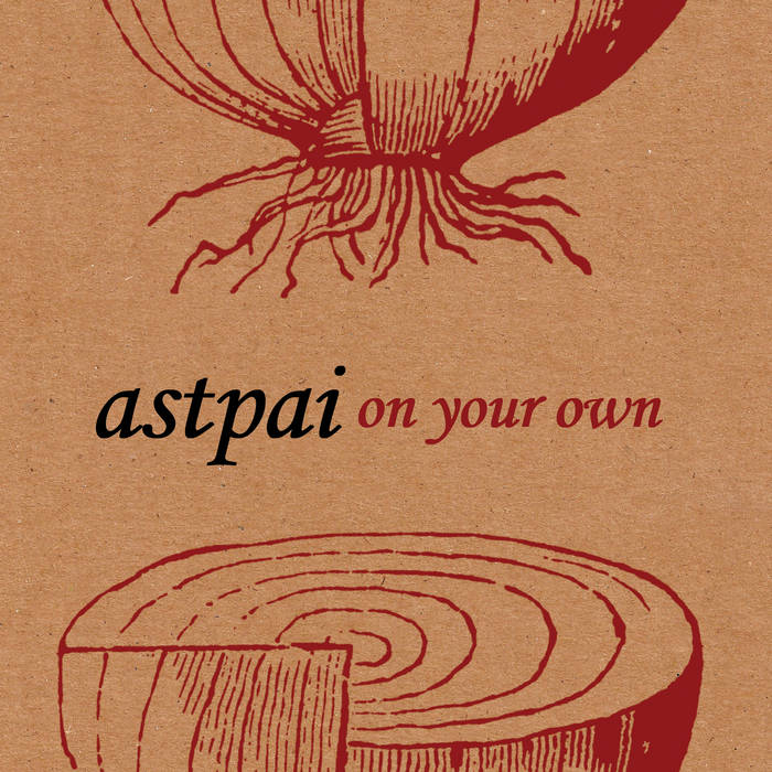 "On Your Own 7"" cover art"