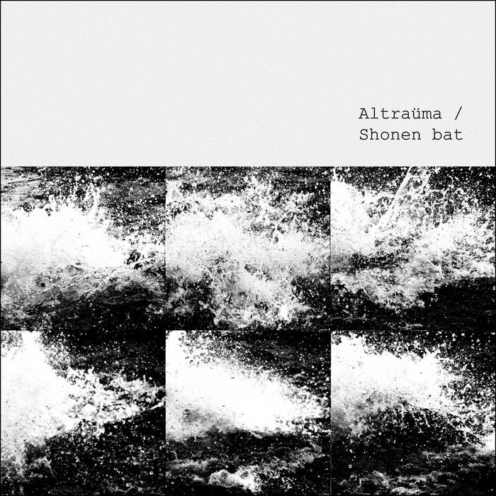 split with altraüma cover art