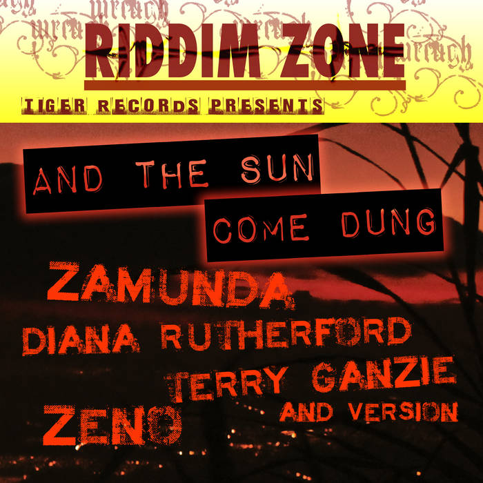 LP - AND THE SUN COME DUNG RIDDIM cover art