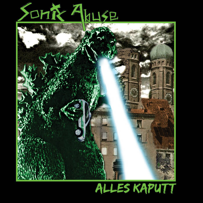 Alles Kaputt cover art