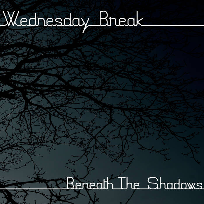 Beneath the shadows cover art
