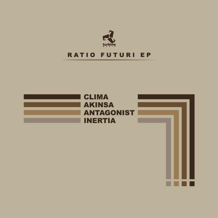 Various Artists - Ratio Futuri EP   Turbine Music cover art